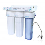 Проточный фильтр AquaMarine TRIO (c умягчением)