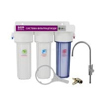 Проточный фильтр RAIFIL TRIO (PU905W3-WF14PR-EZ)