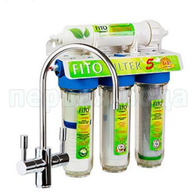 Проточные фильтры - Проточный фильтр FITO FILTER FF5 Престиж с минерализатором - фото 1