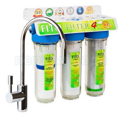 Проточные фильтры - Проточный фильтр FITO FILTER FF4 Престиж - фото 1