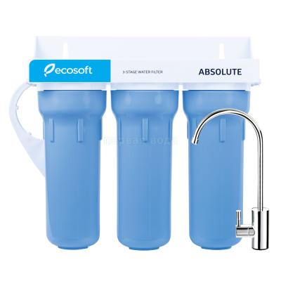 Проточный фильтр фильтр Ecosoft Absolute