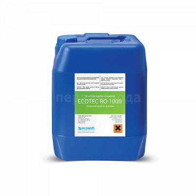 Фильтрующие и расходные загрузки - Антискалант Ecotec RO 1000 - фото 1