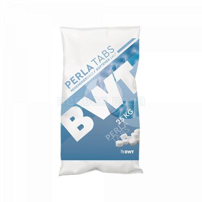 Фильтрующие и расходные загрузки - Соль таблетированная BWT PERLA TABS (25 кг.) - фото 1